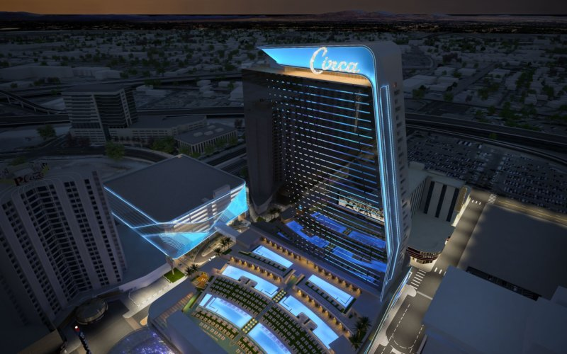 Circa Resort and Casino Las Vegas