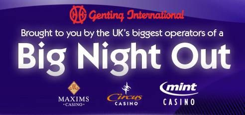 Circus Casino - a billionaire UK casino group
