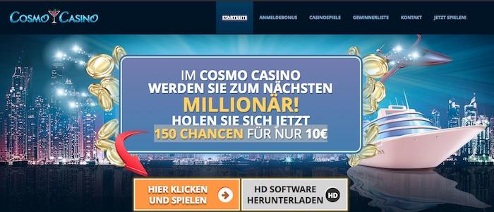 Cosmo Casino Deutschland