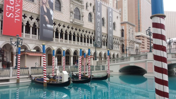 Cost of Gondola Ride at The Venetian Las Vegas