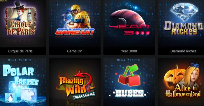 Cryptoslots Casino Bitcoin Games