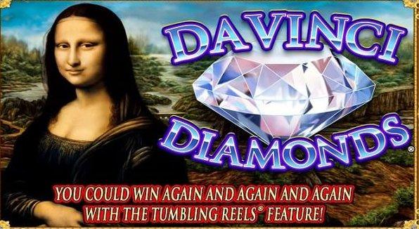 tragaperras DaVinci Diamonds gratis IGT