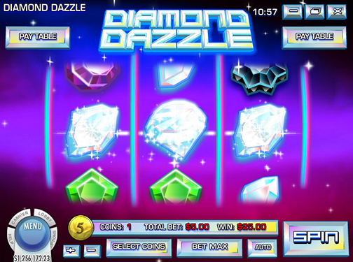 Diamond Dazzle slot machine review