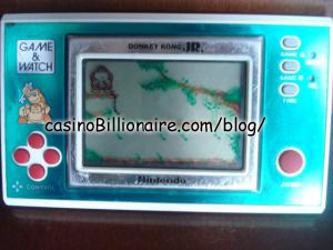 Donkey Kong Jr Nintendo Game & Watch