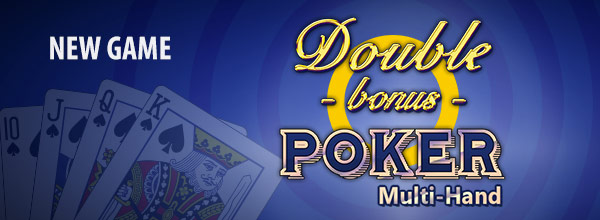 Double Bonus Poker Multi-Hand at Slotland