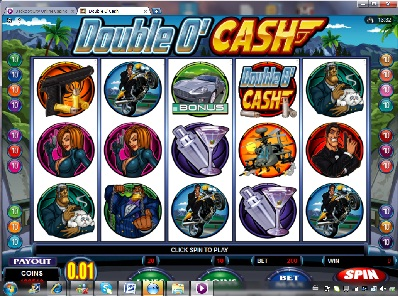 Double O Cash Slot