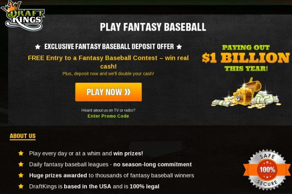 Draftkings - promo code, information and analysis