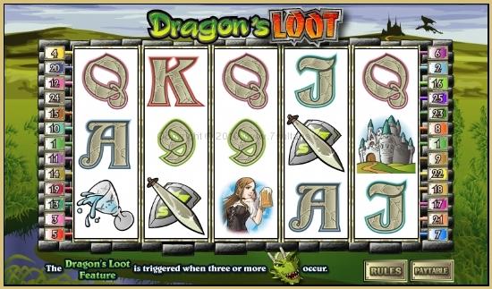 Dragons Loot Slot