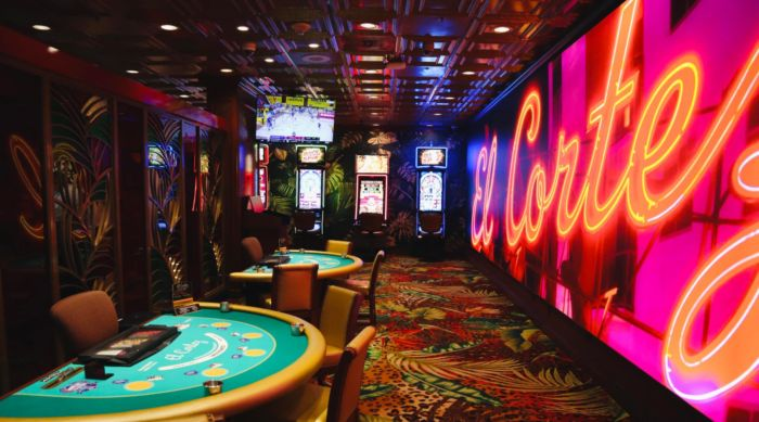 El Cortez Casino Las Vegas High Limit Room