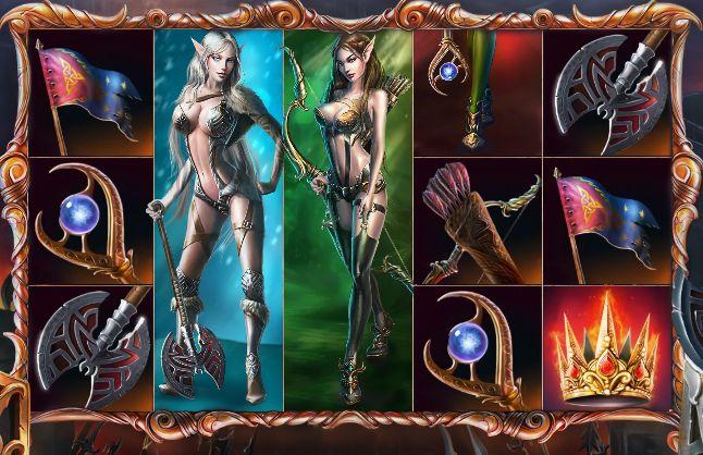 Elven Princesses slot game