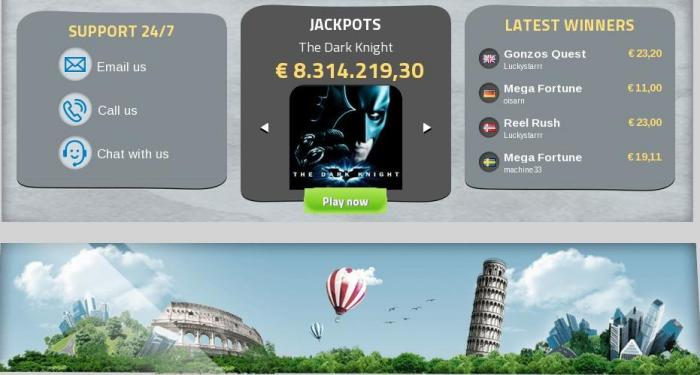 Play Euro Slots Casino