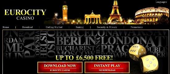 Eurocity Casino
