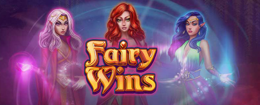 Fairy Wins slot game - Bovada, Ignition, Bodog, Café Casino