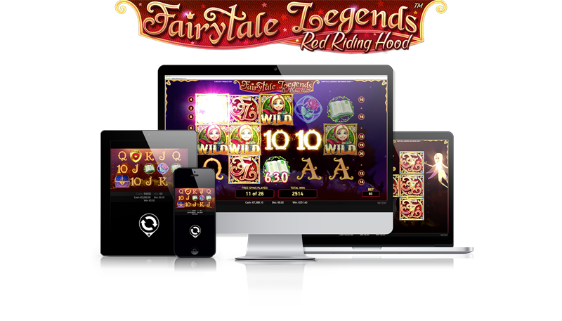 slots game online red riding hood online