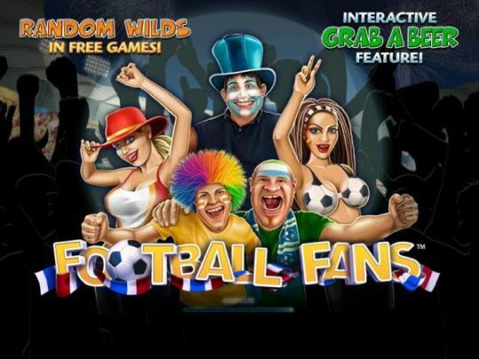 Football Fans Slot