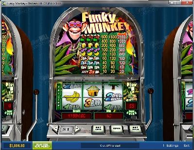 Funky Monkey Slot