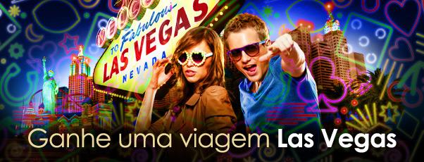Promoção para ganhar viagens para Las Vegas grátis