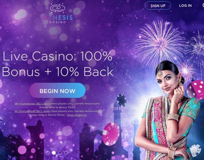 Genesis Casino India