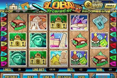 Global Traveler Slot