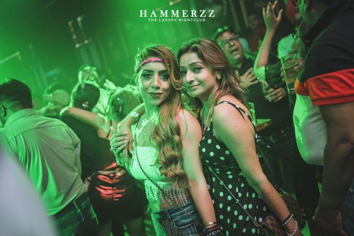 Goa India Nightlife Hammerzzclub