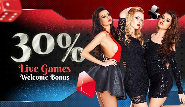 Goawin Live Casino Bonus