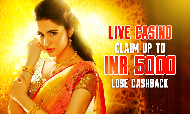 Goawin Live Casino Cashback