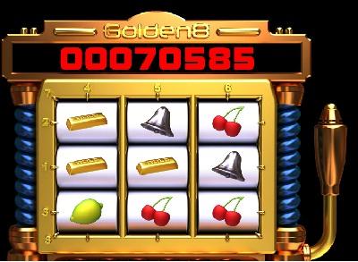 Golden 8 Slot