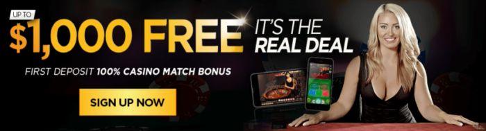 Golden Nugget Online Casino NJ Bonus