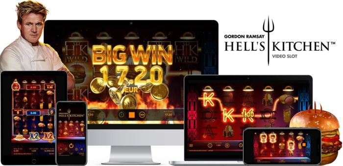 Gordon Ramsay Hells Kitchen Slot Game Mobile