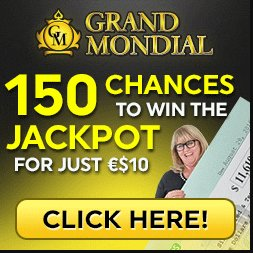 Grand Mondial Casino Bonus Codes