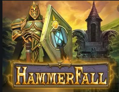 Hammerfall Slot Game Rock Themed