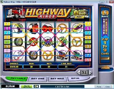 Highway Kings Slot