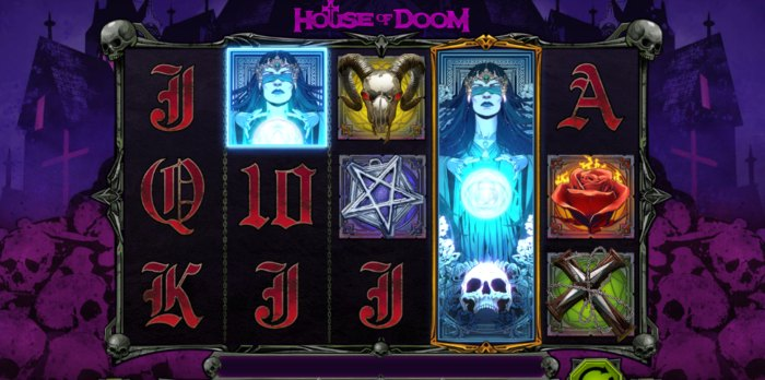 House of Doom slot game review