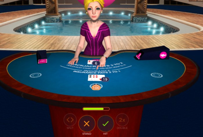 How to play blackjack - easy guide with picture and video