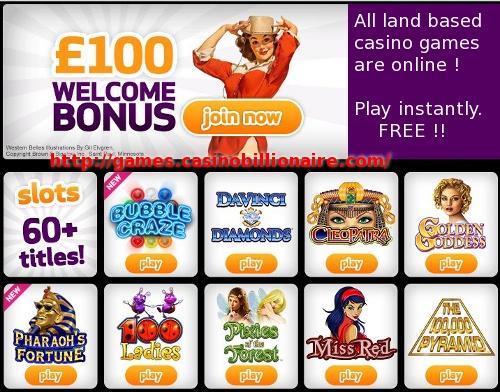 IGT Slots - play free IGT slots online