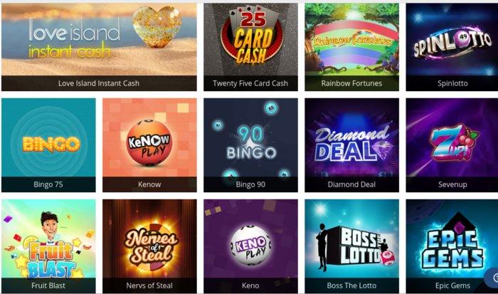Jackpot Lotteries & Casino