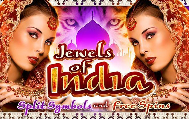 Jewels of India slot game