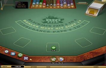 Jugar Blackjack Big 5 Blackjack