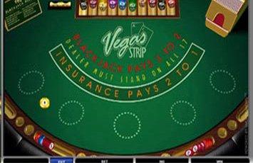 Jugar Blackjack En Vivo Vegas Strip Blackjack Gold