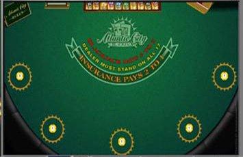 Jugar Blackjack Multihand Atlantic City Blackjack 1