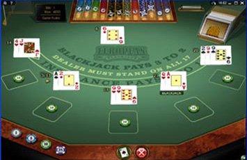 Jugar Blackjack Multihand European Blackjack
