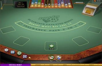 Jugar Blackjack Super Fun 21 Blackjack