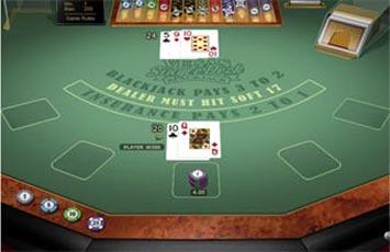 Jugar Blackjack Vegas Blackjack