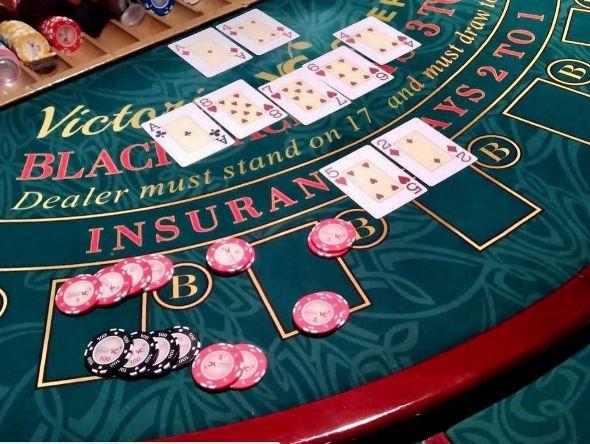 Jugar Casino En Vivo Espana Blackjack