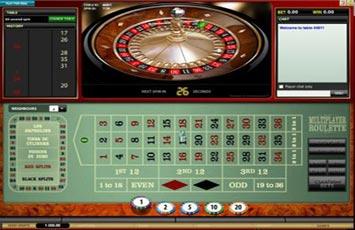 Jugar Roleta En Linea En Vivo Casinos Online Espana Multi Wheel Roulette
