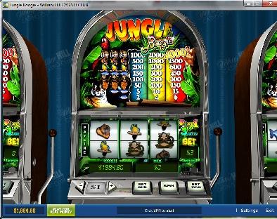 Jungle Boogie Slot