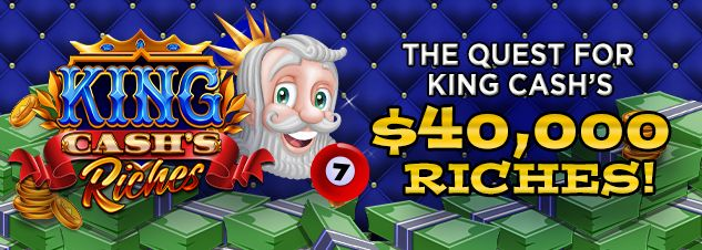 Playsugarhouse - King Cash's Riches Slot Game
