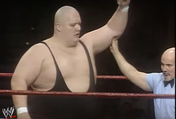 King Kong Bundy debut against Mario Mancini