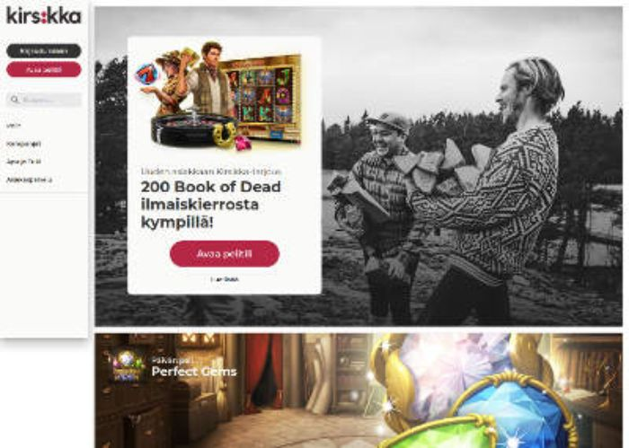 Kirsikka Suomi Casino