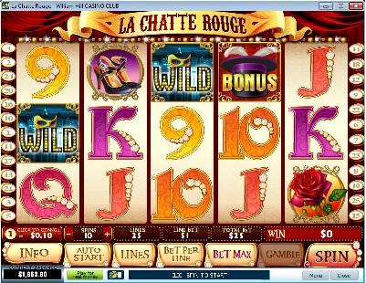 La Chatte Rouge Slot